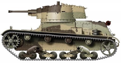 czołg 7TP