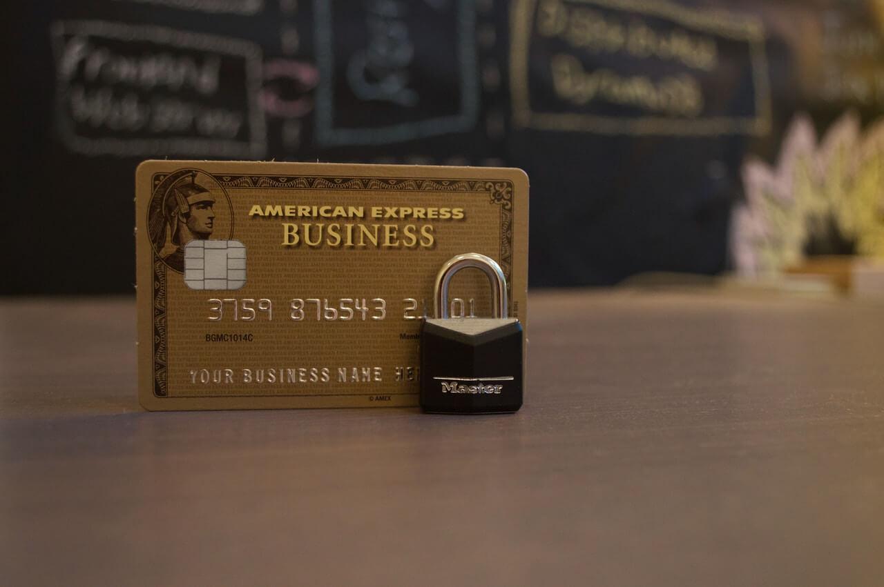 wygląd karty kredytowej - przód