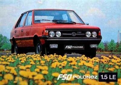 Polonez FSO polskie samochody