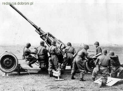 Polskie nowoczesne uzbrojenie z czasów II wojny światowej