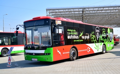 autobus elektryczny Ursus