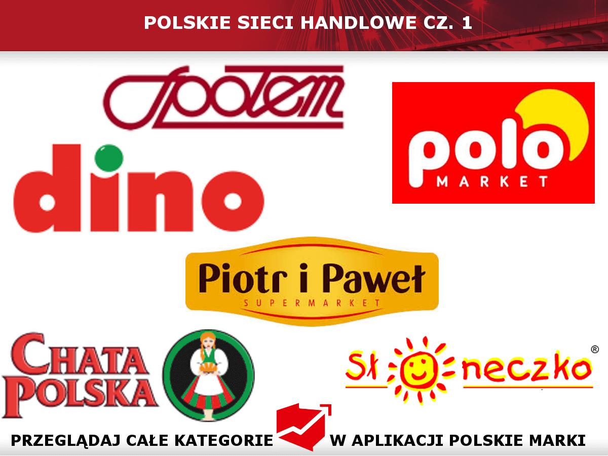 Polskie sieci handlowe cz.1