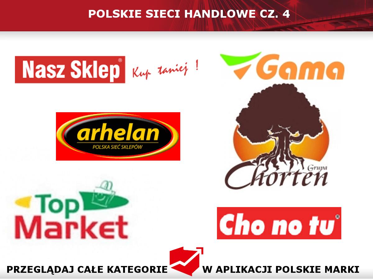 Polskie sieci handlowe cz.4